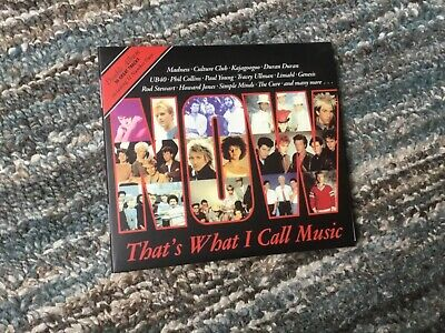 NOW Thats What I Call Music! 1 [Audio CD] Various Artists