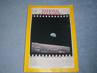 NATIONAL GEOGRAPHIC MAGAZINE July 2019 The Moon and Beyond: A New Era of Travel