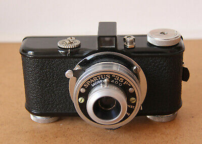 Appareil Photo Ancien - Herold Spartus 35F Model 400