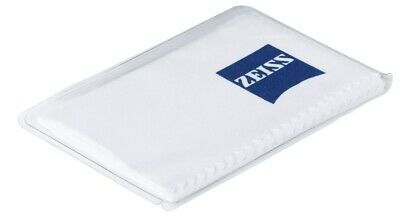 The ZEISS Microfiber Cloth For Cleaning Lenses, Filters, Optics and LCD Displays