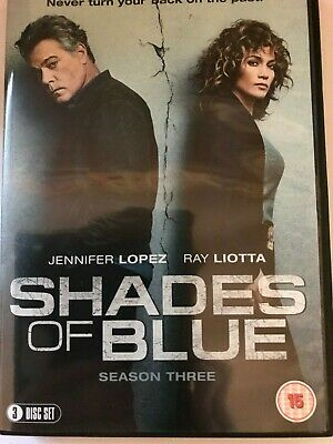 Shades of Blue (3 DVDs Box Set 2019) Jennifer Lopez and Ray Liotta police finale