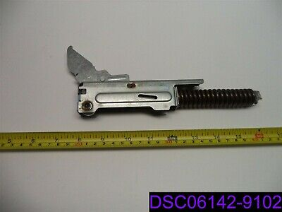 Genuine Whirlpool Door Hinge P/N W10358157