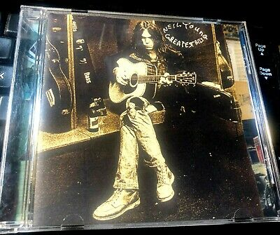 Greatest Hits by Neil Young (CD, Nov-2004, Warner Bros.)
