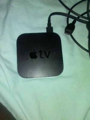Apple TV A1427 3rd Generation 8GB HD Media Streamer With Remote & Power Cord