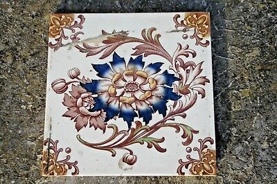 Victorian Fireplace Tile