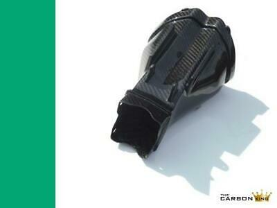 Kawasaki Zx10R 2004-2006 Carbon Air Intake Assembly In Twill Gloss Weave Fibre