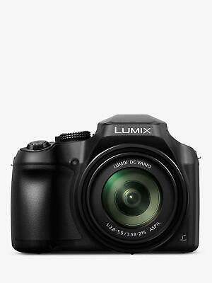 Panasonic Lumix 4K Camera - Black (820479)