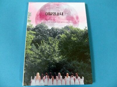 Monthly Girl Loona - + + [Limited B Ver.] Cd + Photocard (Sealed) +Tracking No.