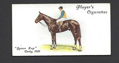Player - Derby And Grand National Winners - #13 Spion Kop