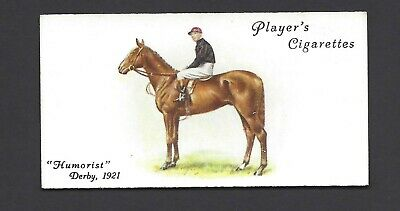 Player - Derby And Grand National Winners - #14 Humorist