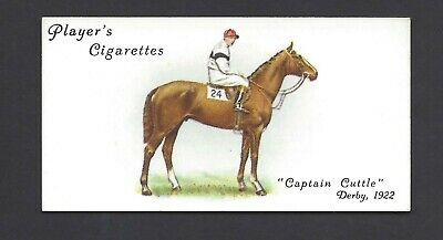 Player - Derby And Grand National Winners - #15 Captain Cuttle