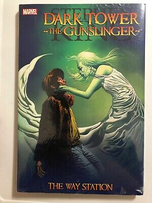 Stephen King's THE DARK TOWER Gunslinger: The Way Station (Marvel, Hardcover) MT