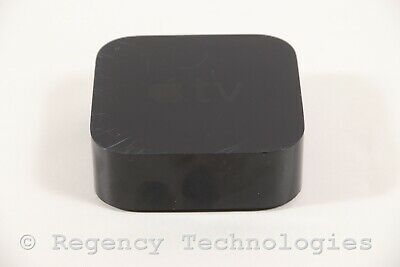 Apple Tv 4K Hd Media Streamer | Mp7P2Ll/A | Black