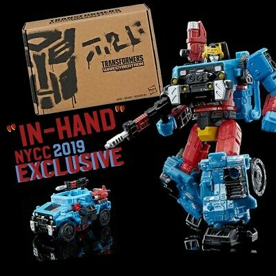 Hasbro Transformers Generations Selects Hot Shot Nycc 2019 Exclusive Pre Order
