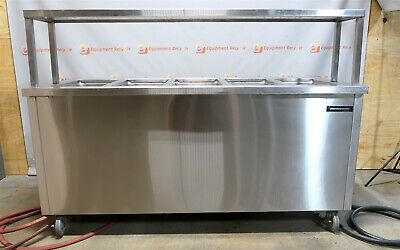 Shelleysteel Delfield Drop In Mobile Food Serving Counter 5 Pan Hot Electric