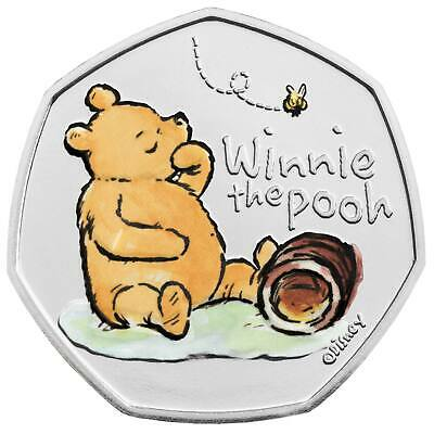 2019 Snowman, Wallace & Gruffalo - BUNC 50p Coin Royal Mint Pack