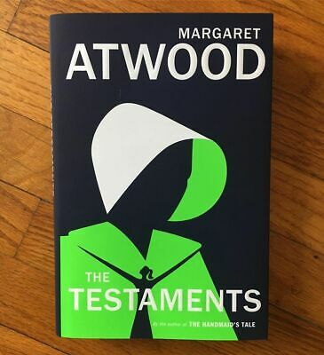The Testaments: The Sequel to The Handmaid's Tale Hardcover by Margaret Atwood