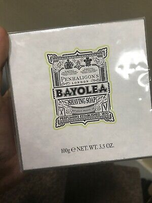 Brand New Sealed Vintage Bayolea Shaving Soap 100g Rare