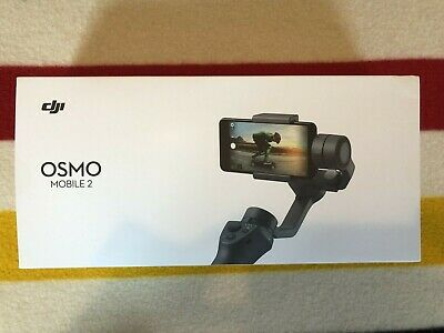 DJI Osmo Mobile 2 Gimbal Stabilizer w/ Moment Counterweight for Smartphone Video