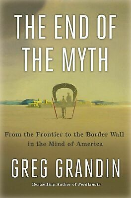 The Wall by Greg Grandin. New, Hardcover ~ FREE SHIPPING!!