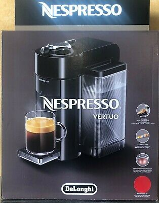 De'Longhi 1350 W Nespresso Vertuo Coffee and Espresso Machine Red ENV135R NEW