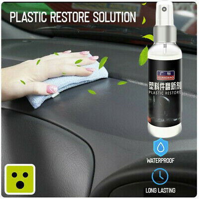 100ML Automotive Interior Auto&Plastic Renovated Coating Paste Maintenance Agent