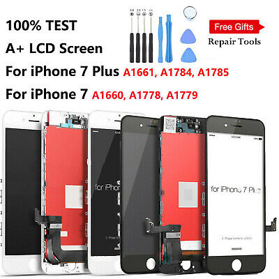 For iPhone 7 7 Plus LCD Display Touch Screen Digitizer Assembly Replacement OEM