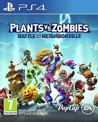 Plants Vs Zombies: Battle for Neighbourville Sony Playstation PS4 Game