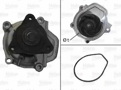 Water Pump 506033 by Valeo Left/Right Genuine OE - Single