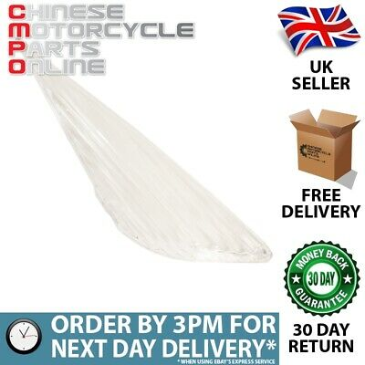 Left Rear Indicator Lens / Cover Clear for WY125T-108 (INDLC055)