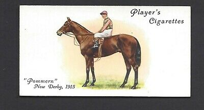 Player - Derby And Grand National Winners - #8 Pommern