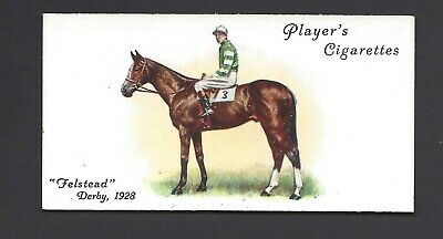 Player - Derby And Grand National Winners - #21 Felstead