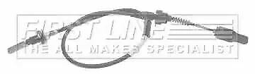 Clutch Cable FKC1355 by First Line Genuine OE - Single