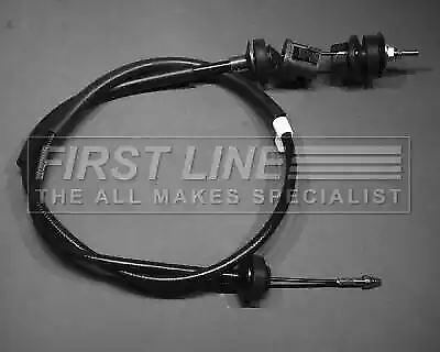 Clutch Cable FKC1405 by First Line Genuine OE - Single