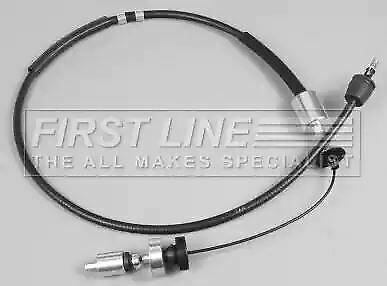 Clutch Cable FKC1445 by First Line Genuine OE - Single