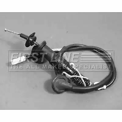 Clutch Cable FKC1013 by First Line Genuine OE - Single