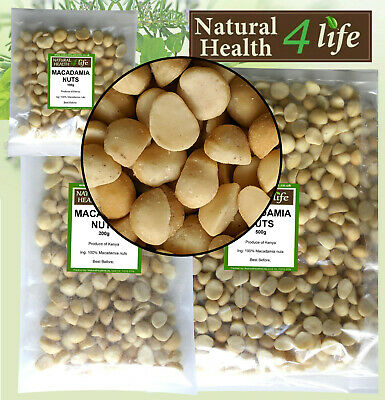 Macadamia Nuts Whole & Halves. Fresh, quality nuts at low prices