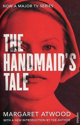 Classic Bestseller Margaret Atwood The Handmaids Tale in Paperback Fiction