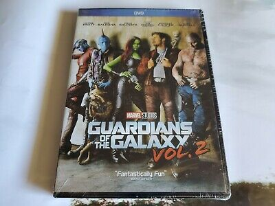 Vol. 2 Guardians of the Galaxy DVD 2017 Brand New and Still Sealed! Limited