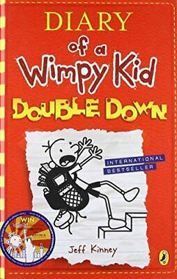 Diary of a Wimpy Kid: Double Down (Diary of a Wimpy Kid Book 11), Kinney, Jeff,