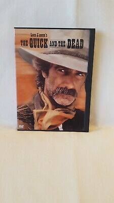 The Quick and the Dead ( DVD, 2003 )   1987 Sam Elliot Louis L'Amour Western