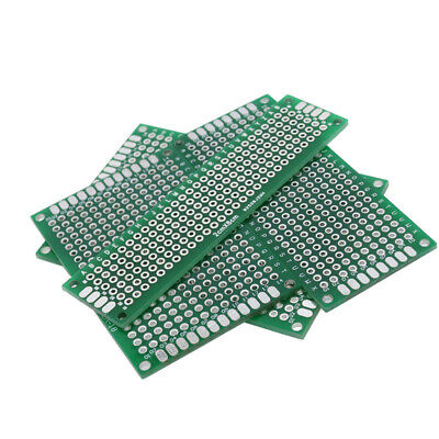 7 Sizes Double-Sided PCB Circuit Module Board Prototype Breadboard For ARDUINO