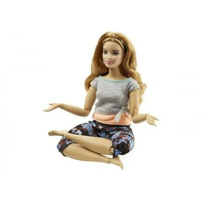 Mattel FTG84 Barbie Made to Move Puppe ( - Toys/Spielzeug NEW