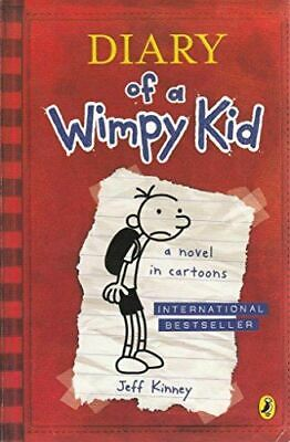 Diary Of A Wimpy Kid (Book 1), Kinney, Jeff, Very Good, Paperback