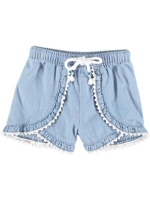NEW BABY BERRY Cotton Baby Denim Short by Best&Less