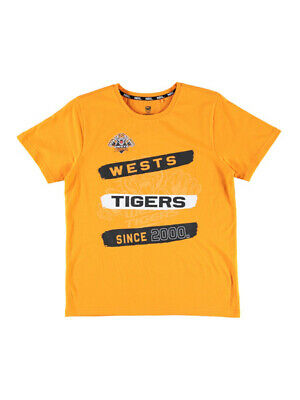 NEW TIGERS Nrl Youth Tshirt by Best&Less