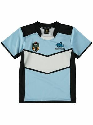 NEW Nrl Infant Sharks Jersey by Best&Less