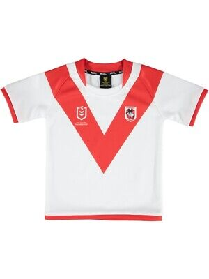 NEW DRAGONS Toddlers Nrl Jersey by Best&Less