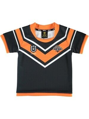 NEW TIGERS Infants Nrl Jersey by Best&Less