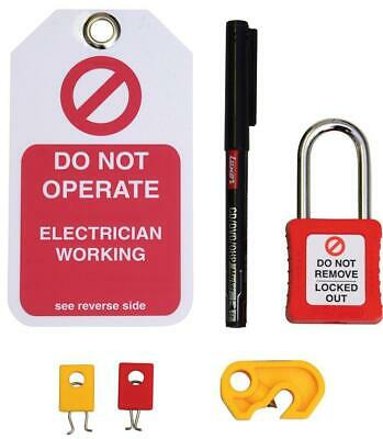 Basic Safety Lock Out Kit - MARTINDALE ELECTRIC